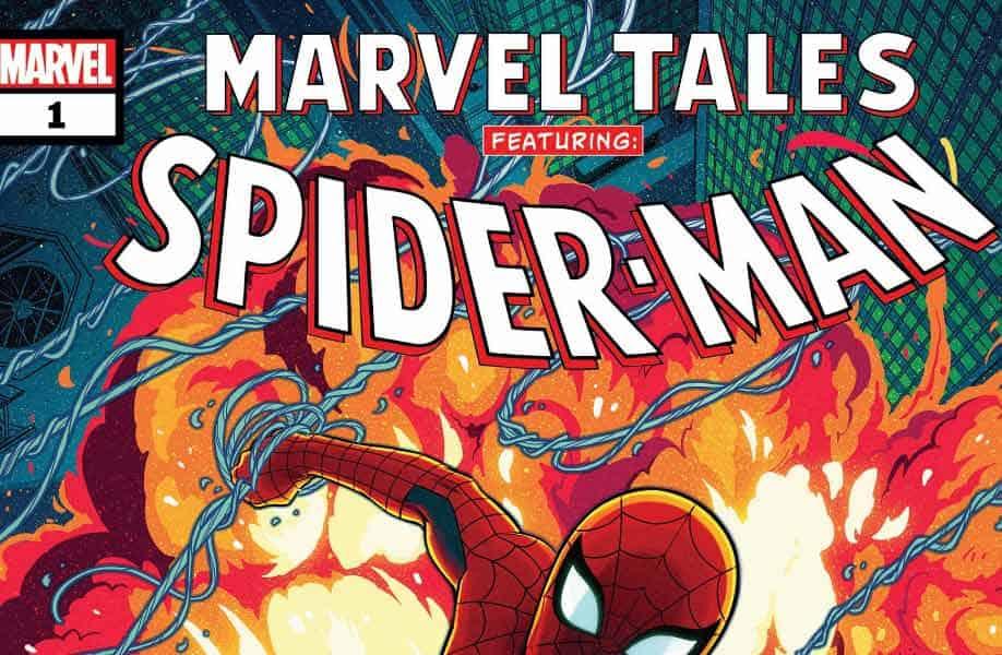 Marvel Tales by Marvel Comics