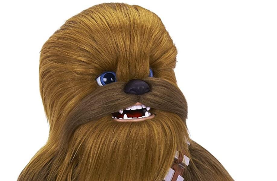 Chewbacca: Han Solo's co-pilot