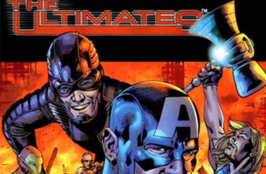 The Ultimates (The Ultimates #1-13 and The Ultimates II #1-13)