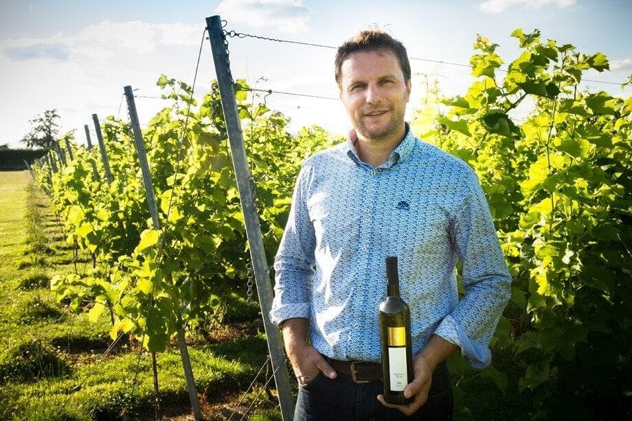 Belgische witte wijnen