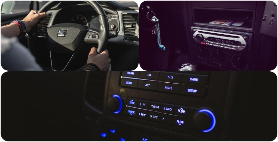 nuestro top de radio con bluetooth para el coche y disfrutar de la musica