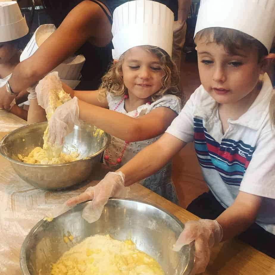 Eataly Kids Cooking Class