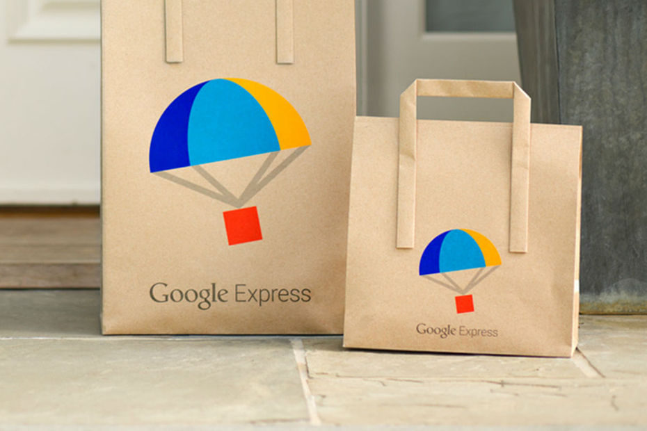 Google express voice coupon