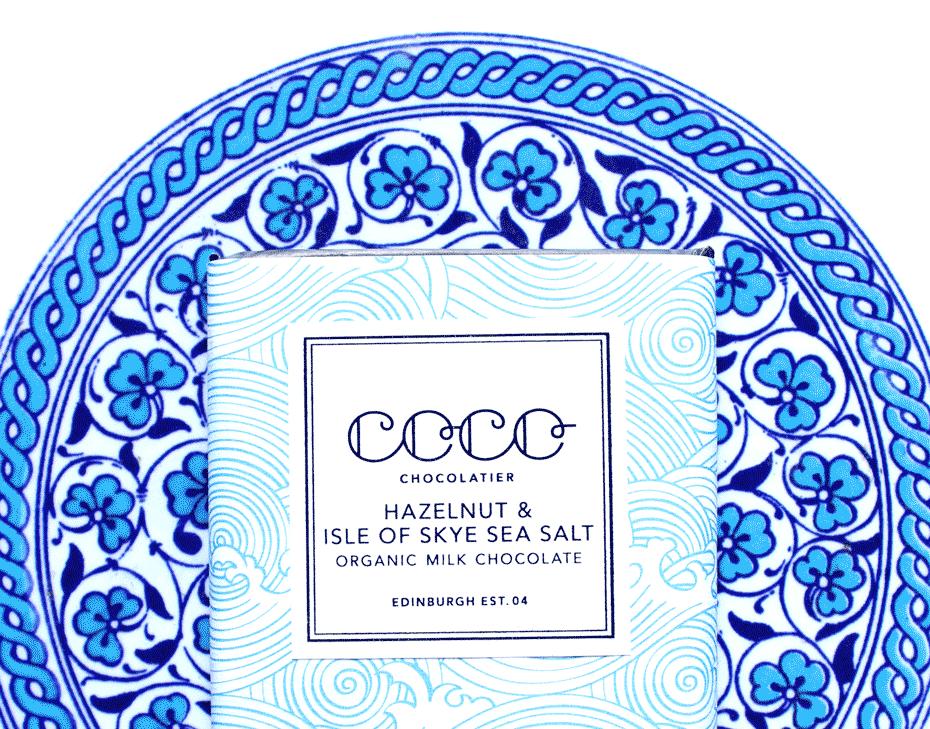Coco Salt and Hazelnut
