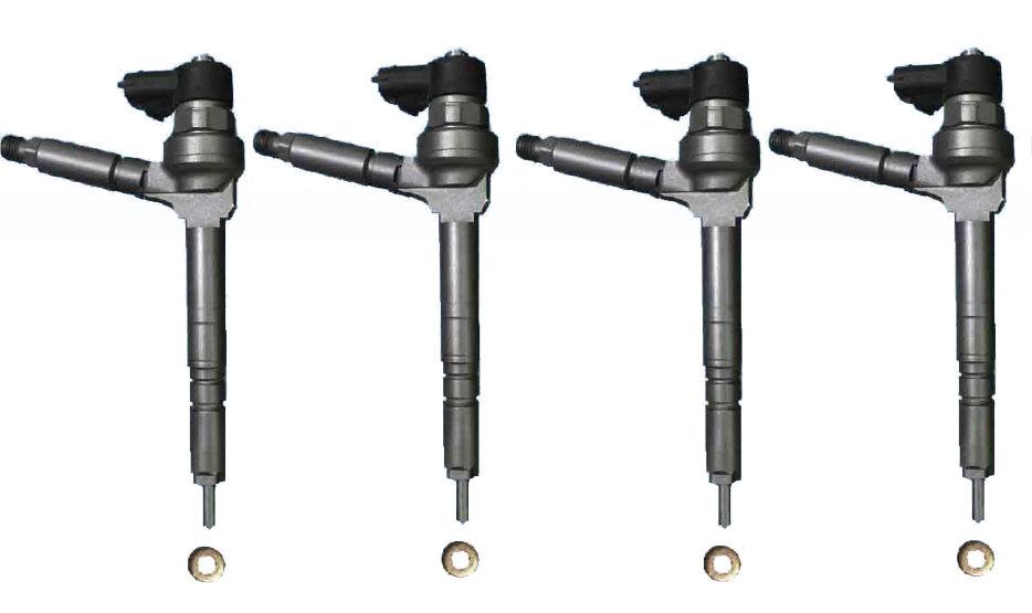 Injector 0445110175 / Injectoare 0445110175, Opel Astra H 1.7 CDTI