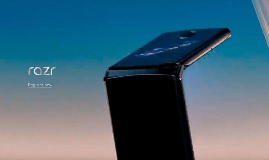 Motorola Razr 2019!