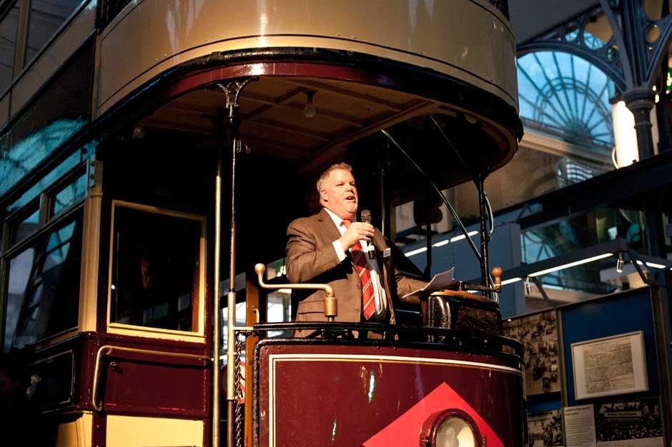 Gordon Brothers event speaker