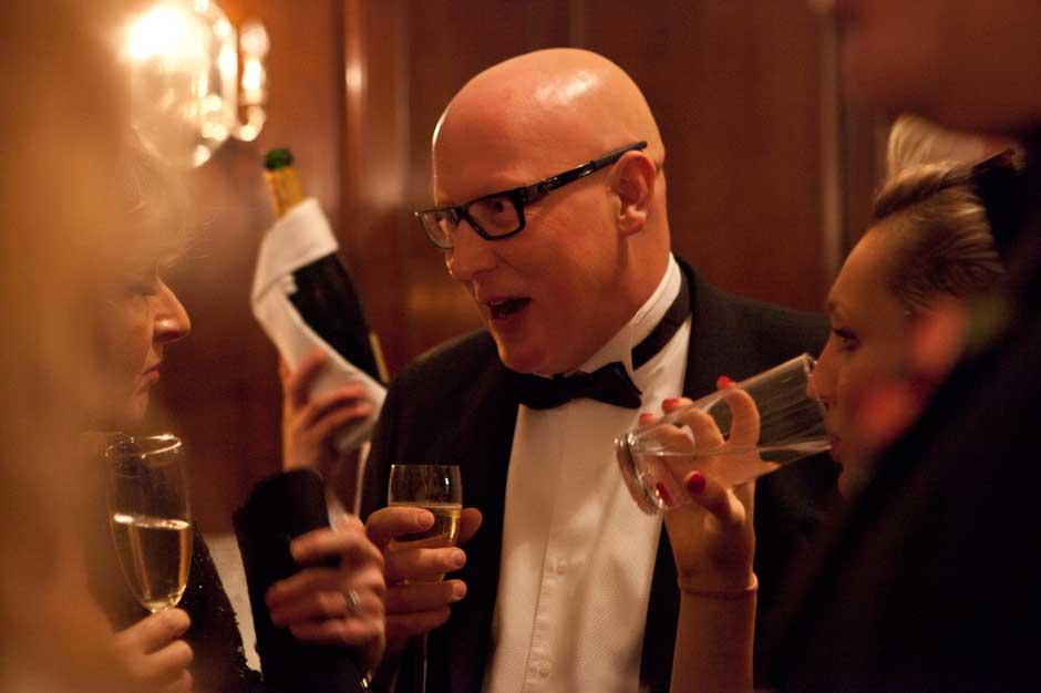 Investec corporate event in London