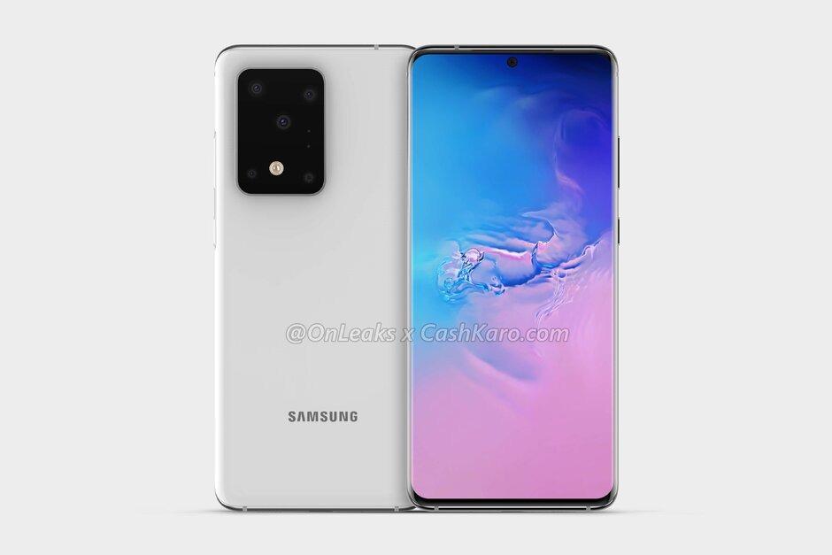 Galaxy S11 e o Fold 2020