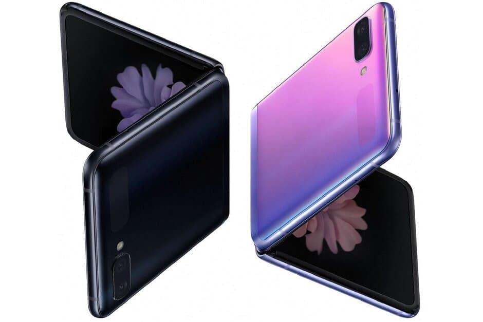 Samsung Galaxy Z Flip já