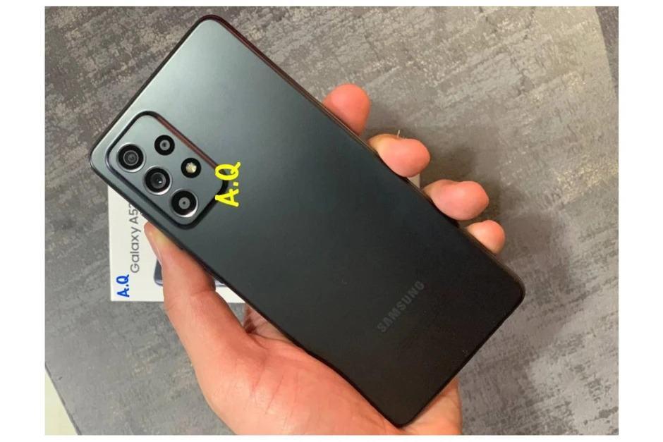Galaxy A52 fotos vivo