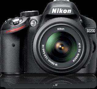 Nouveauté chez Nikon, le D3200 à 24 Mpx ! 1