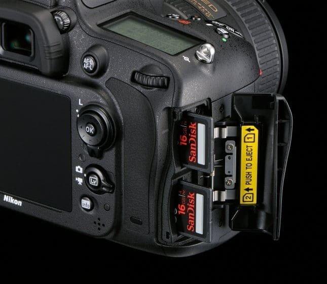 mise à jour firmware Nikon