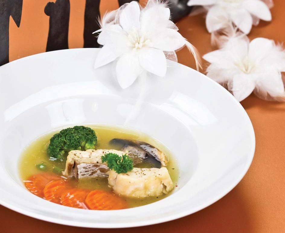 carp in aspic, gastronomy, fish