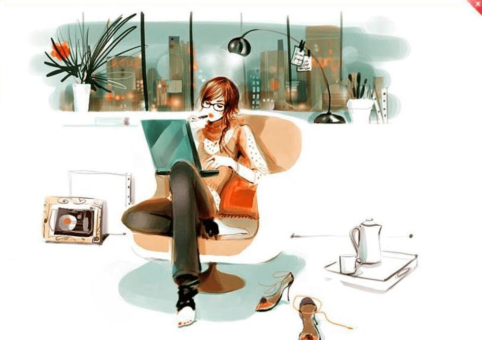 Где учиться девушке онлайн