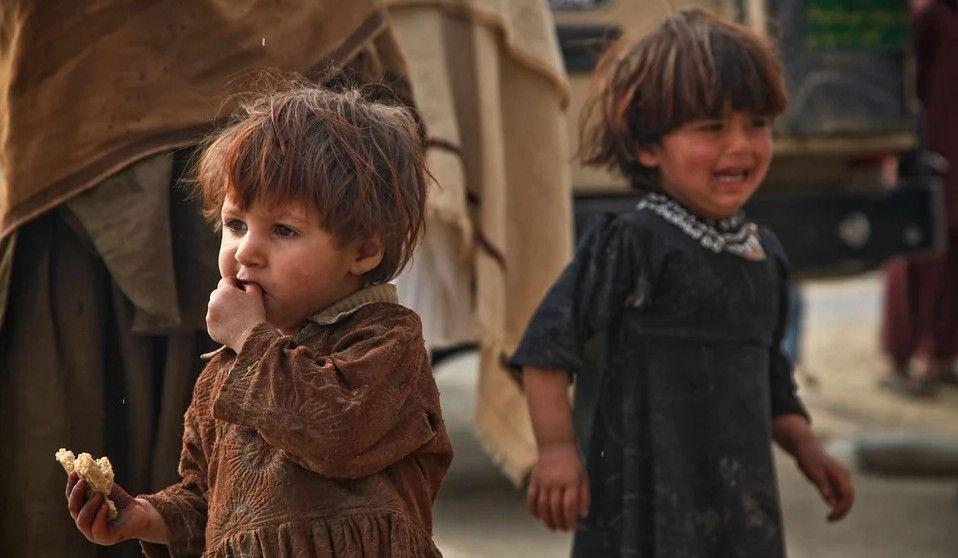 Los niños, víctimas de la violencia