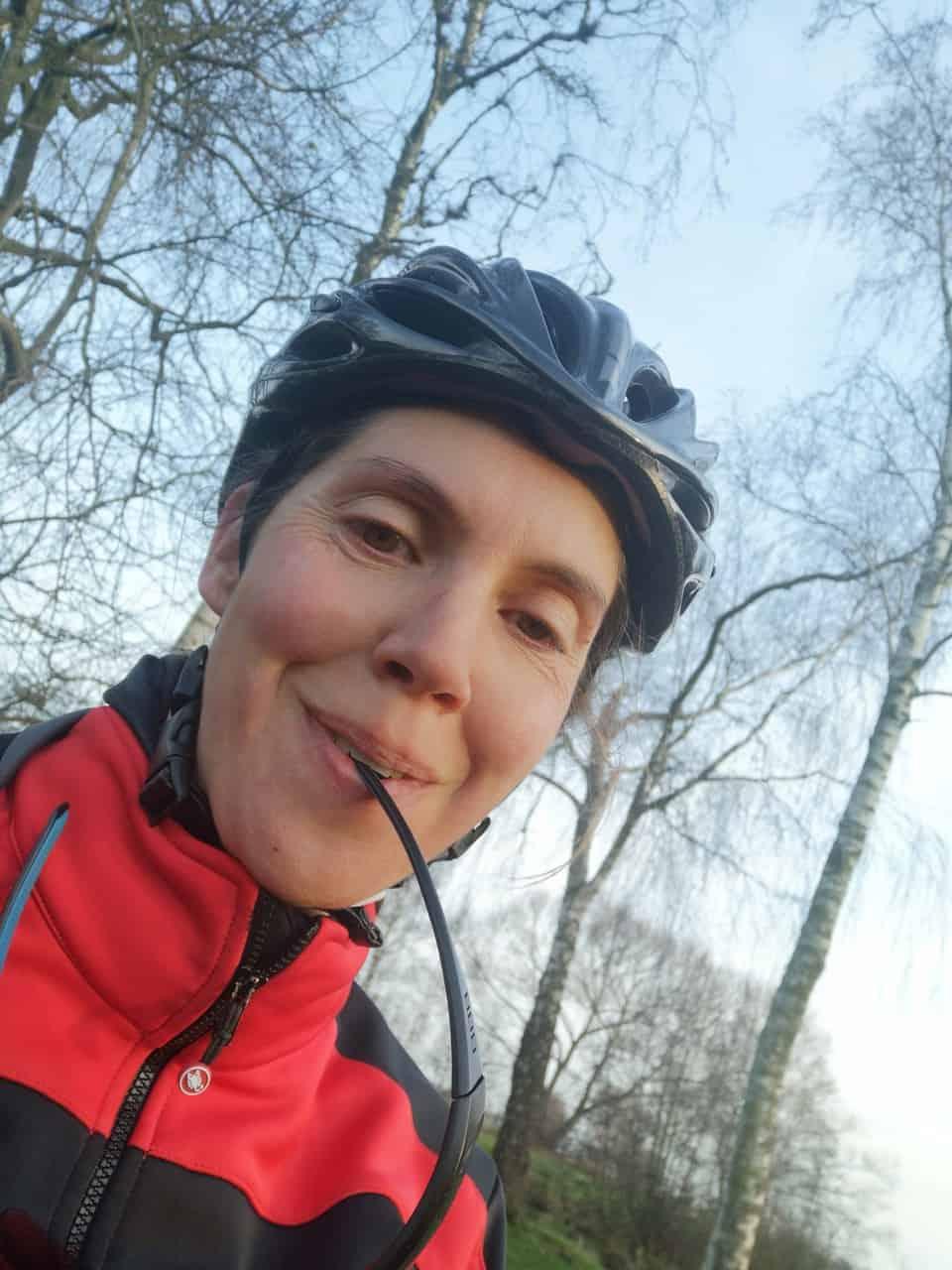 Blog Over fietsen en het halen van doelen - Erica Wubben - Zorgen zonder Zorgen