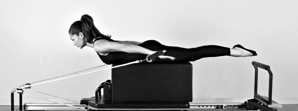 pilates con maquinas