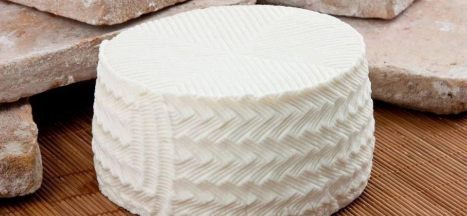 Queso de cabra de Zacapa
