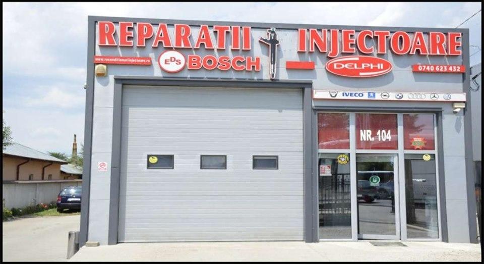 Injectoare Reparate / Injectoare Reconditionate