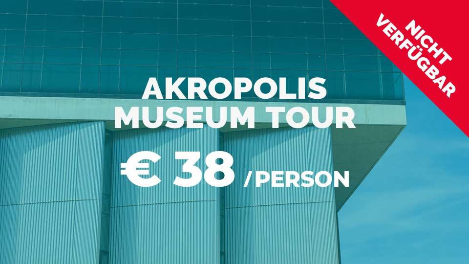 Akropolis Museum Führung auf Deutsch