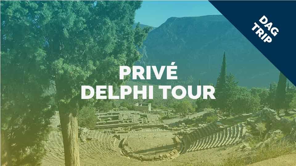 Prive Delphi tour in het nederlands