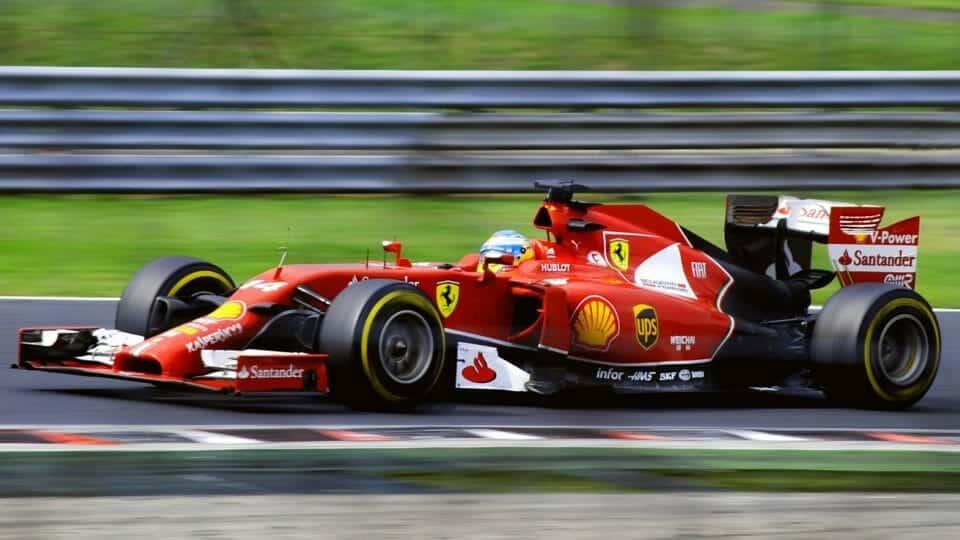 Forumla 1 Grand Prix