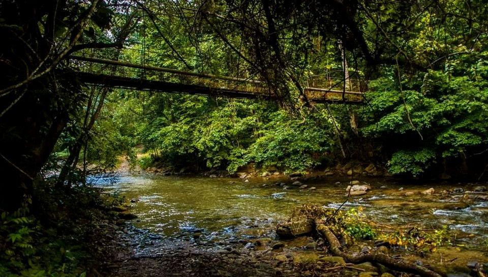 Río Doña María en Gualán