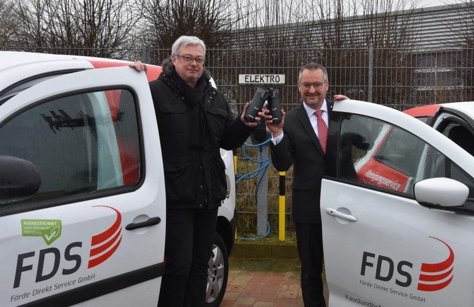 Förde-Direkt-Service GmbH (FDS) ist neues Vollmitglied im Klimapakt!