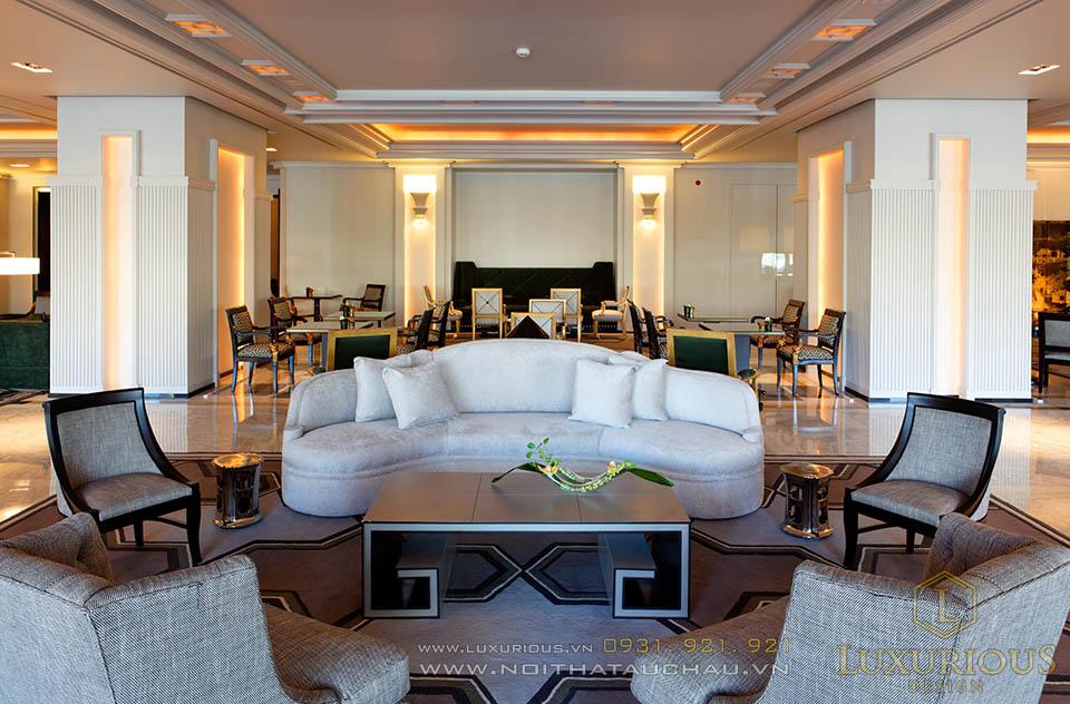 Thi công nội thất trọn gói khách sạn tiêu chuẩn 5 sao