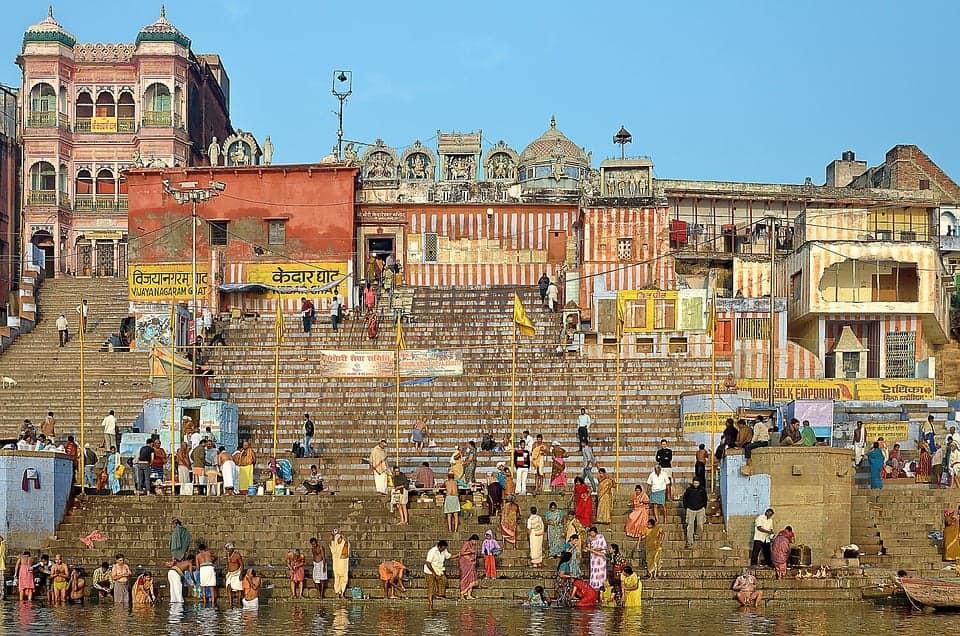 Varanasi oldest cities in the world