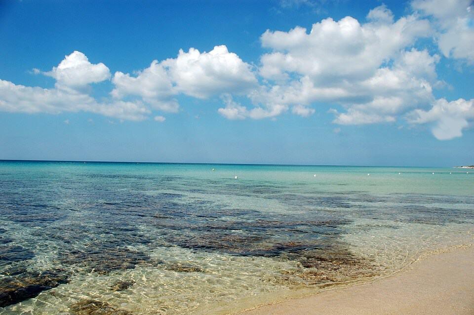 Salento Beach