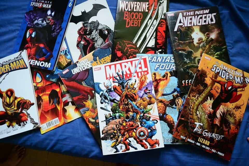 investing in comic books hobby