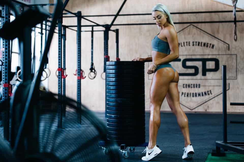 Lauren Simpson Workout