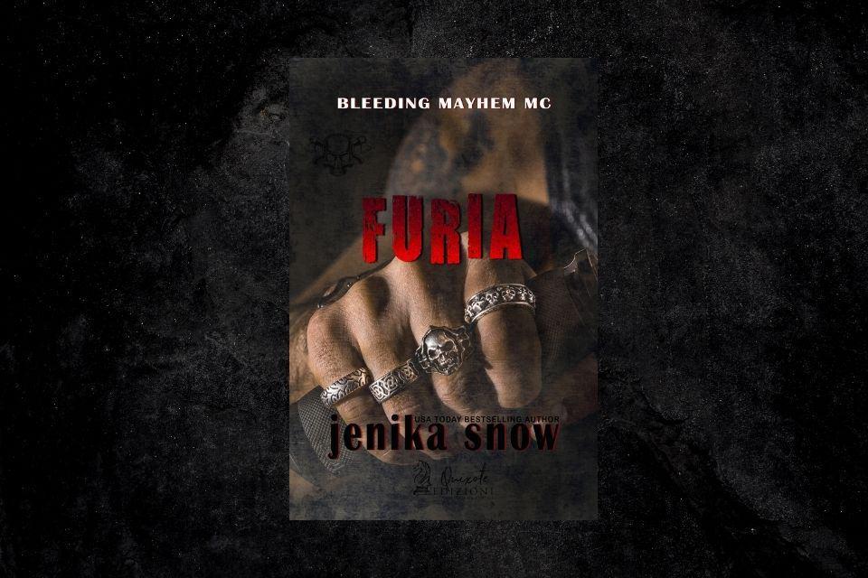 segnalazione furia Jenika Snow