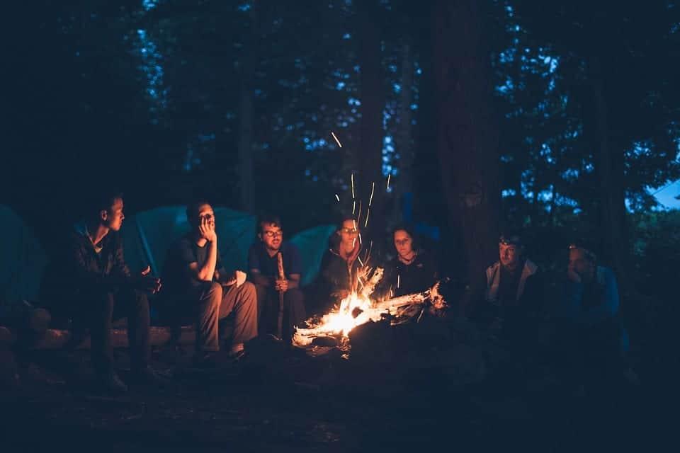 campfire bonds
