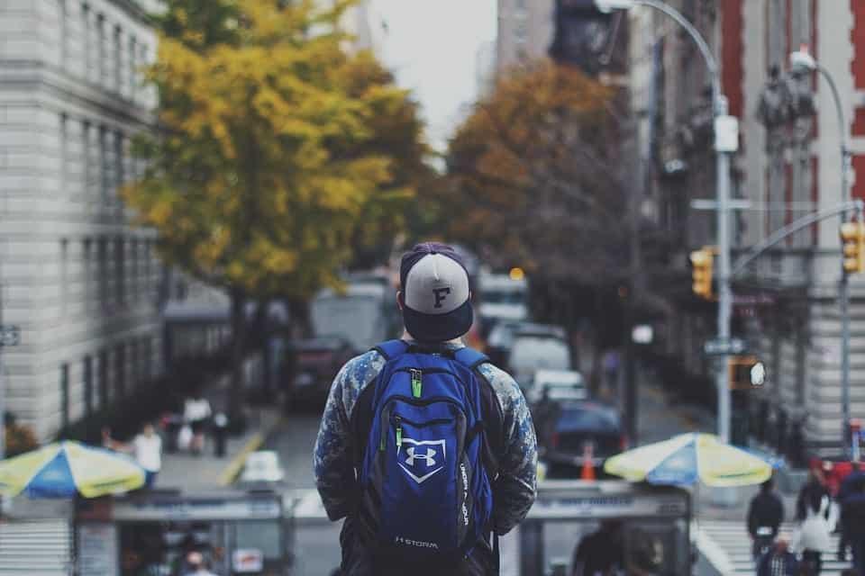backpacking destination