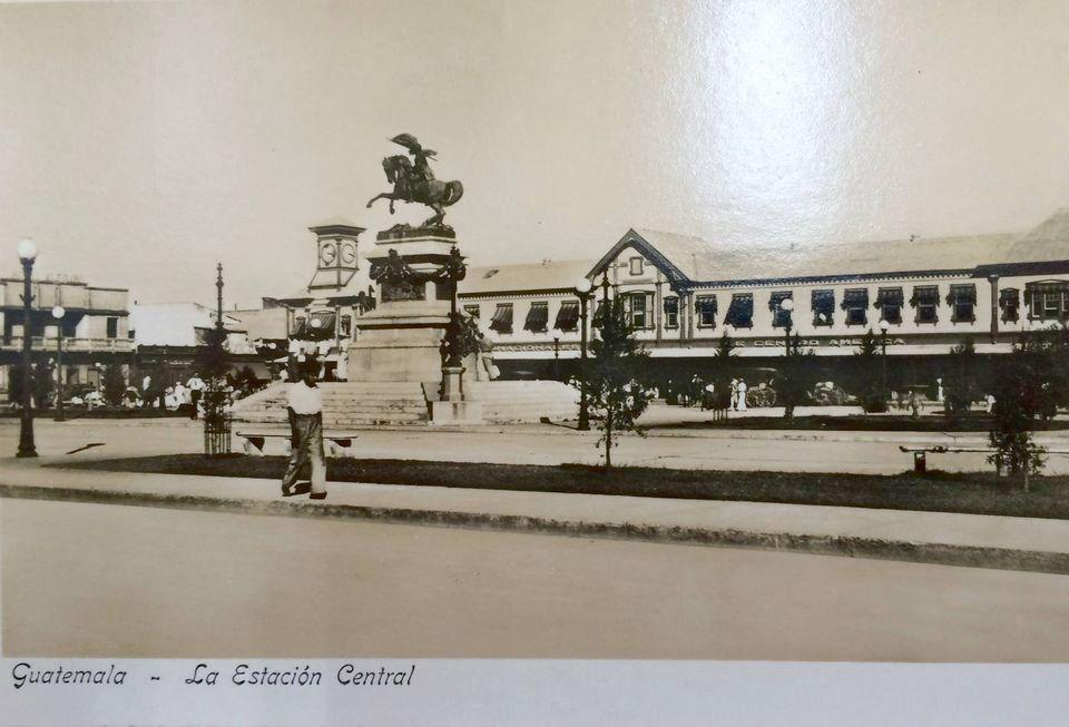 Museo del Ferrocarril en Ciudad de Guatemala