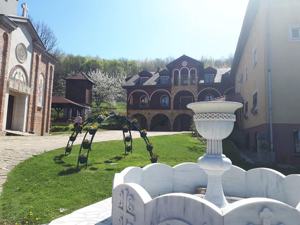 konak manastira bosnjani