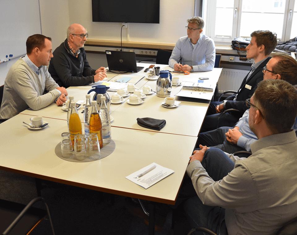 Infotag zu Fördermöglichkeiten für Unternehmen im Bereich Energieeffizienz