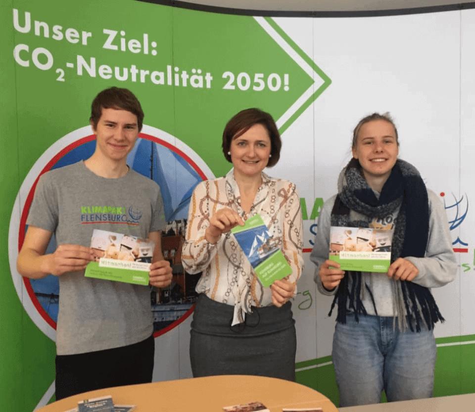 """Auftakt der Aktionswoche """"PUBLIC CLIMATE SCHOOL"""""""