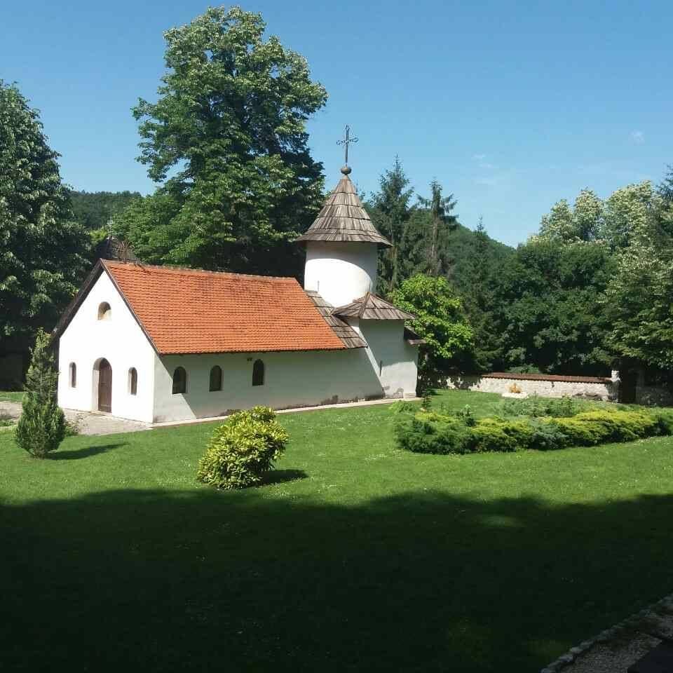 manastir jovanja okolina valjeva