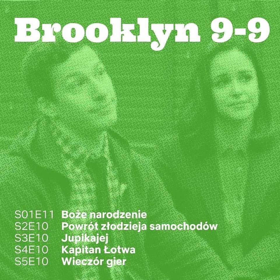serialowe swieta bozego narodzenia brooklyn 9 9