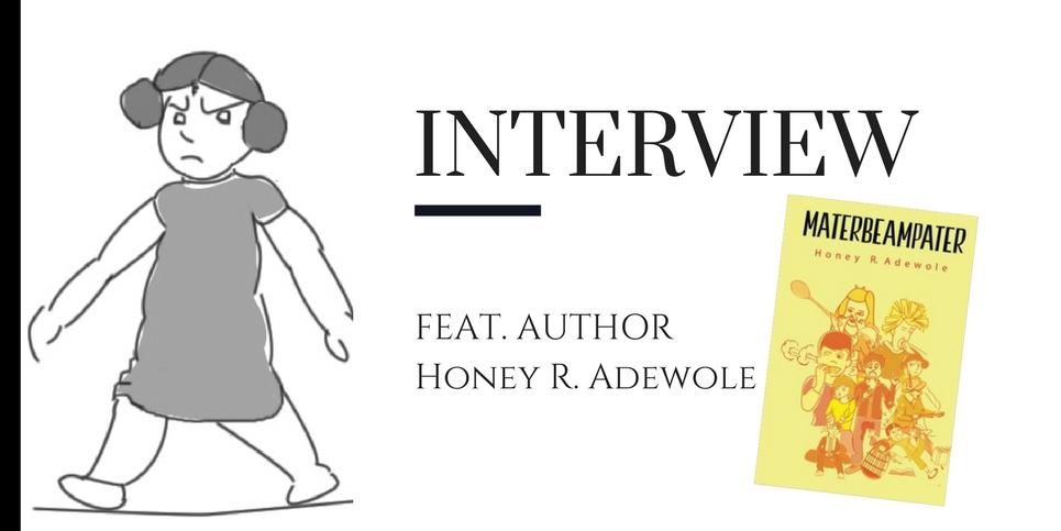 Honey R. Adewole Discusses Materbeampater