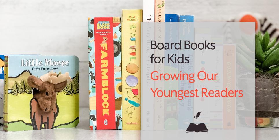 Board Books for Kids