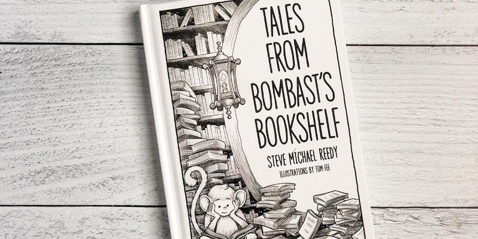 Book Tales From Bombast's Bookshel