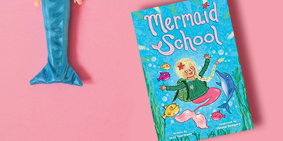 Book Review Mermaid School