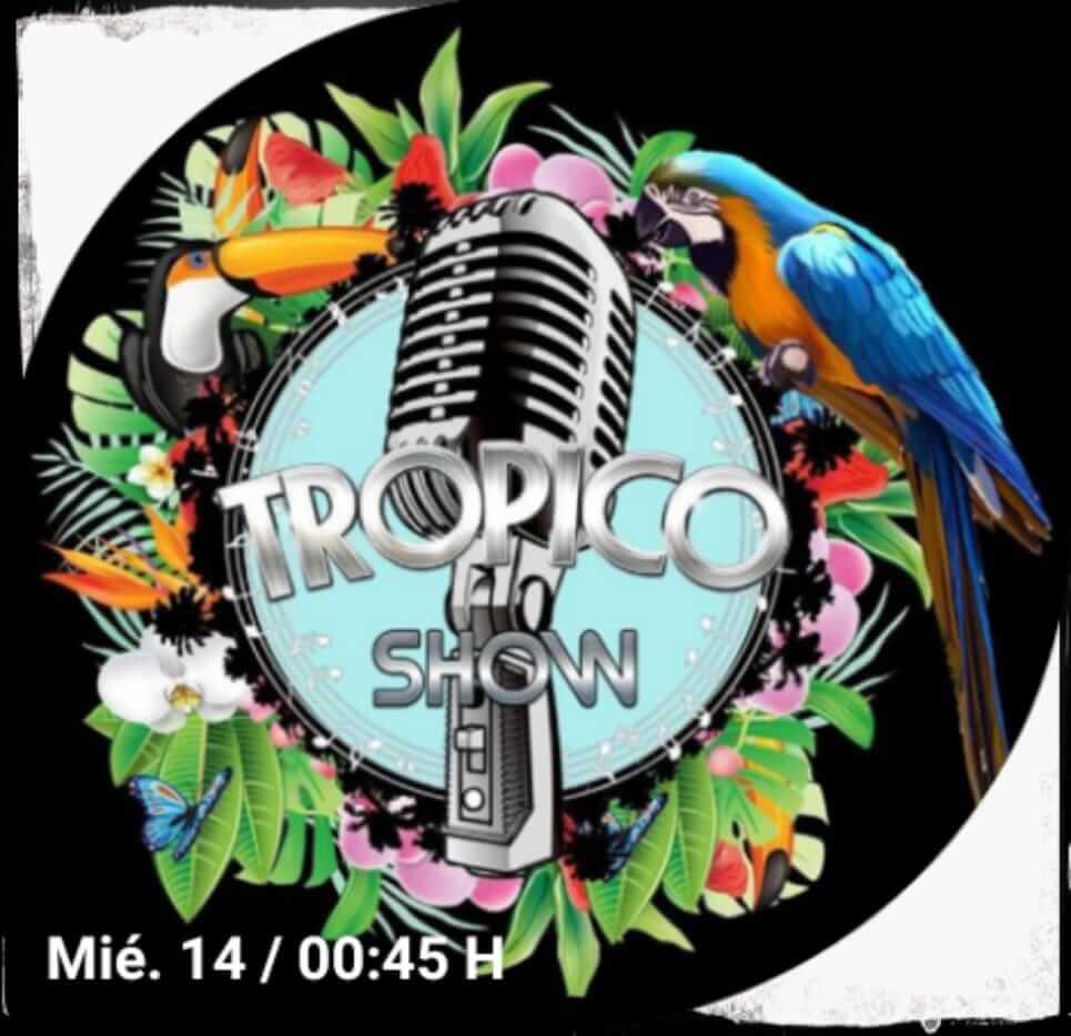 Tropico Show en las Fiestas de Jorquera
