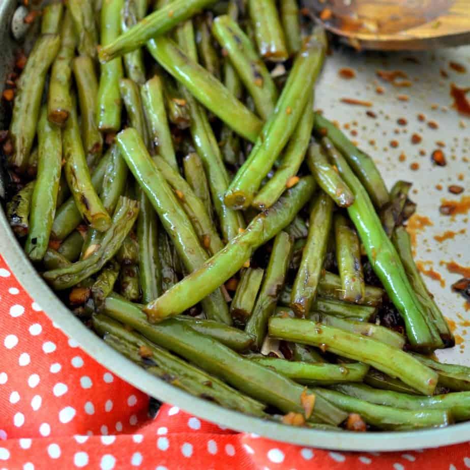 Stir Fry Green Beans Recipe