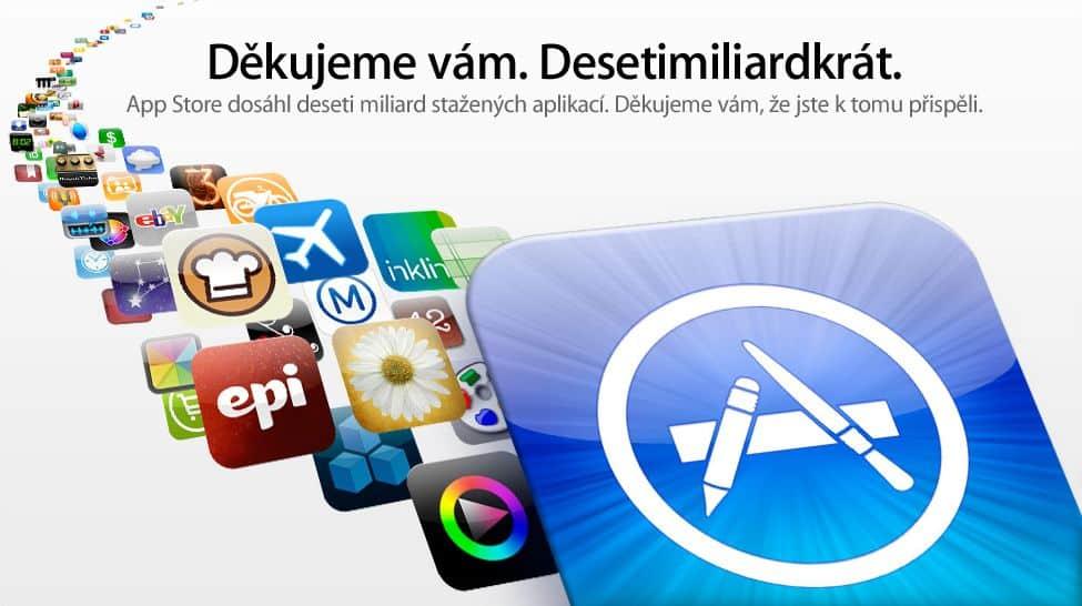 Apple hromadně maže závadné aplikace na svém Storu